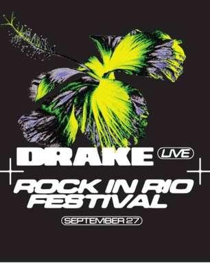 Rock in Rio nega que Drake tenha cancelado participação