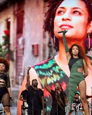 Rock in Rio: shows começam com homenagem a Ágatha e Marielle