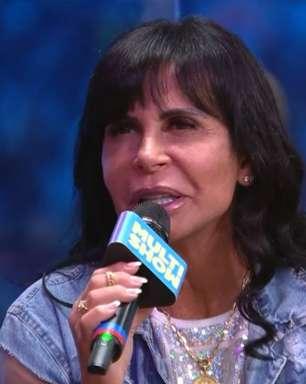 Gretchen surpreende e mostra a calcinha ao vivo no Rock in Rio