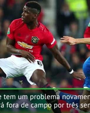 Deschamps espera que Pogba volte rápido para seleção francesa
