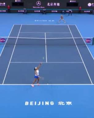 TÊNIS: Aberto da China: Osaka supera Wozniacki para chegar à decisão