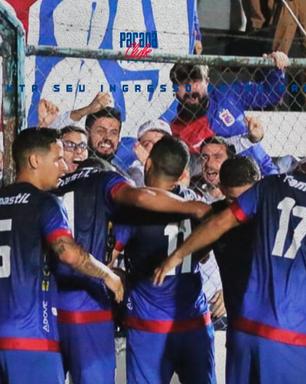 Paraná vence Operário-PR fora de casa e entra no G4 da Série B