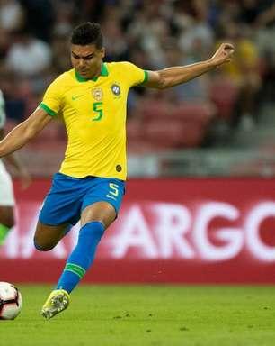 Brasil vai enfrentar a Argentina no dia 15 de novembro