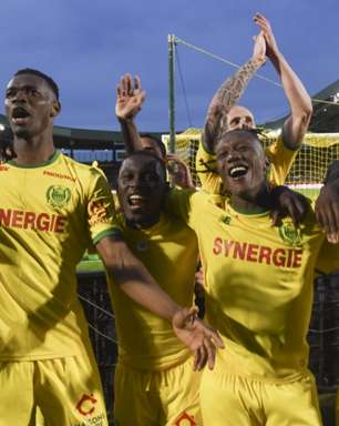 Nantes quer se aproximar do líder PSG e enfrenta o Monaco nesta sexta