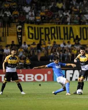 Criciúma e São Bento ficam no empate e se complicam no Z4 da Série B