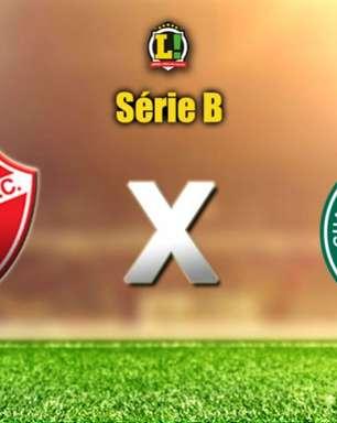 Vila Nova e Guarani fazem jogo determinante em luta contra a degola na Série B