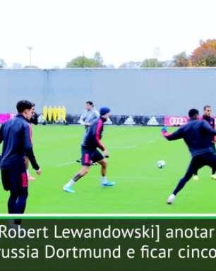 """FUTEBOL: Eliminatórias Euro 2020: Werner: """"Lewandowski está no mesmo nível de Messi e Cristiano Ronaldo"""""""