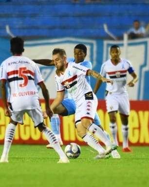 Londrina empata com o Botafogo-SP e se complica no Z4 da Série B
