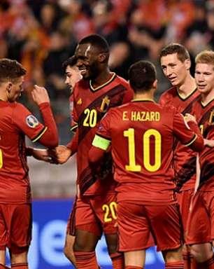Bélgica goleia Chipre e fecha Eliminatórias da Euro com 100%