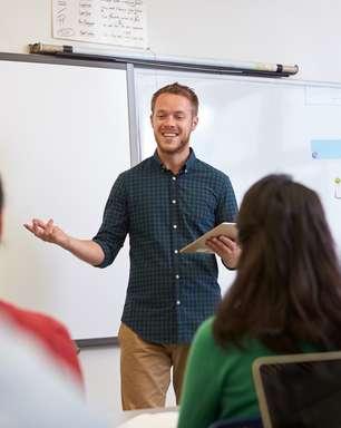 A oratória dos professores marcantes e inspiradores