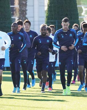 Olympique de Marselha quer pressionar PSG pela liderança do Francês