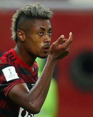 Bruno Henrique marcou em 6 das 9 viradas do Fla em 2019