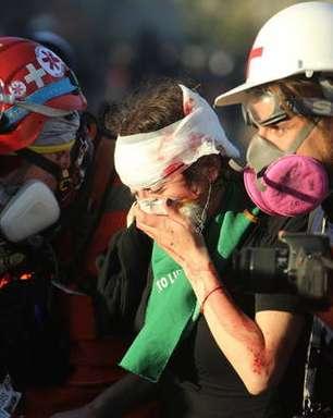 Polícia do Chile encontra corpos carbonizados dentro de loja