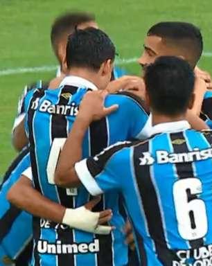 Grêmio bate o Real-DF em estreia na Copa São Paulo