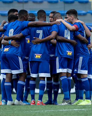 Cruzeiro vence Trindade-GO na estreia da Copa São Paulo