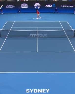 ATP Cup: Djokovic atropela Nadal (6-2,7-6) - Melhores Momentos