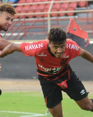 Athletico sofre, mas vence Tupi-MG e se classifica na Copinha