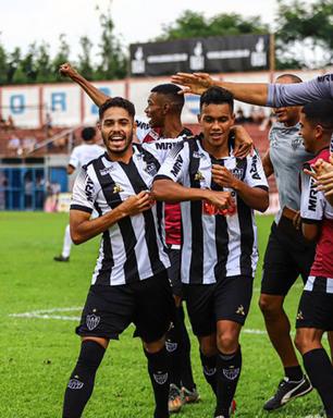 Atlético-MG bate o São Bernardo e se classifica às oitavas