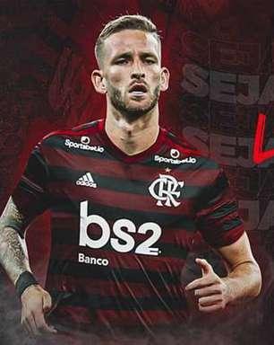 Léo Pereira quase sai no tapa e piora sua situação no Fla