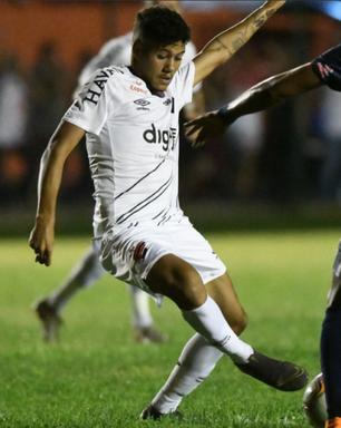 Athletico-PR sofre virada do Cianorte e perde a primeira no estadual