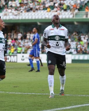 Coritiba goleia União Beltrão e assume ponta provisória do Paranaense