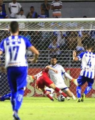 CSA e CRB empatam Clássico das Multidões pela Copa do Nordeste; América-RN vence e entra no G4