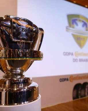 CBF define data para retorno da Copa do Brasil e Série C