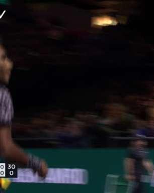 TÊNIS: ATP Rotterdam: Auger-Aliassime vence Dimitrov (6-4, 6-2) - Melhores Momentos