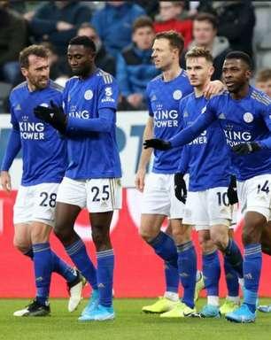 Leicester tenta assumir segundo lugar do Campeonato Inglês