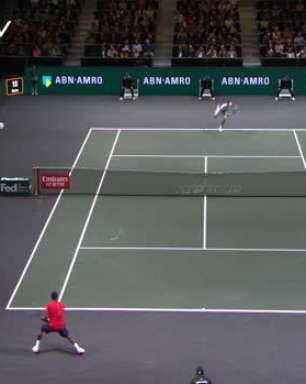 ATP Rotterdam: Monfils derrota Krajinovic e vai à final na Holanda