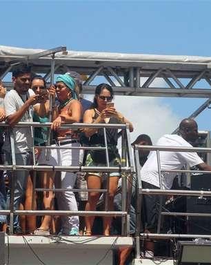 Os principais blocos de Carnaval de famosos de Salvador
