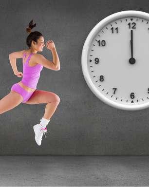 Treino de 15 minutos para definir o corpo