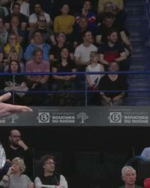 ATP Marseille: Simon vence Medvedev e vai à semifinal