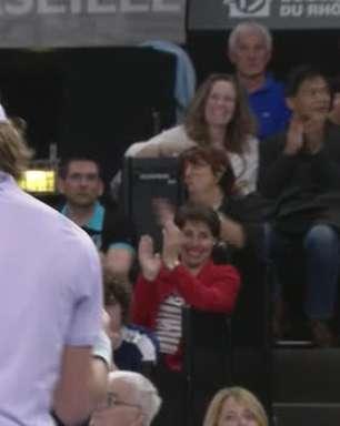 TÊNIS: ATP Marseille: Tsitsipas vence Bublik e vai para a final ( 7-5, 6-3)