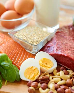 4 sinais de falta de proteína no seu organismo