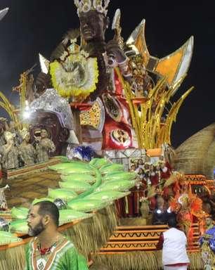 X-9 Paulistana é rebaixada no Carnaval de SP