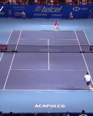 TÊNIS: ATP Acapulco: Rafael Nadal vence Pablo Andújar (6-3, 6-2)