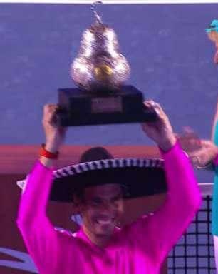 TÊNIS: ATP Mexican Open: Nadal vence pela 3ª vez o título de Acapulco