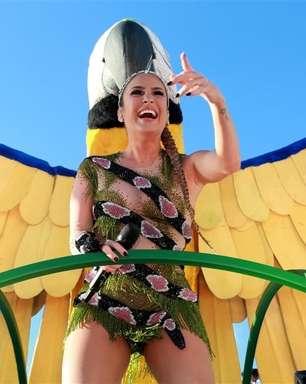 Claudia Leitte aumenta programação do Carnaval em 2021