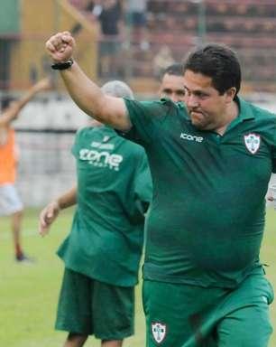 Após virada com 3 gols em 5 minutos, técnico celebra Lusa mais confiante