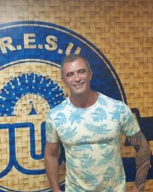 Paulo Barros deixa a Unidos da Tijuca