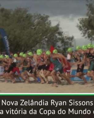 ATLETISMO: Mundial de Triatlo: Neozelandês Ryan Sissons conquista a medalha de ouro na Austrália