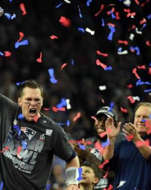 Tom Brady anuncia saída do New England Patriots