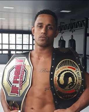 Ex-campeão de MMA é morto a tiros em Juiz de Fora