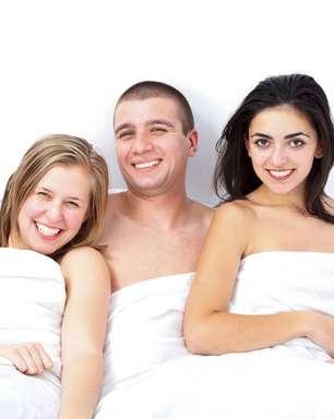 Tem vontade de fazer sexo a três? Veja 3 dicas para a primeira vez