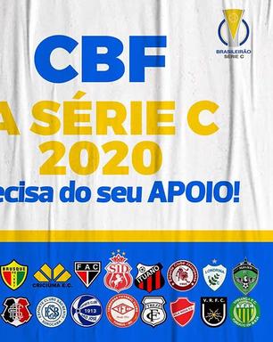 Atletas da Série C pedem ajuda financeira a CBF