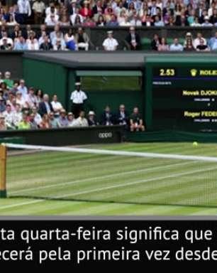 Torneio de Wimbledon é cancelado este ano