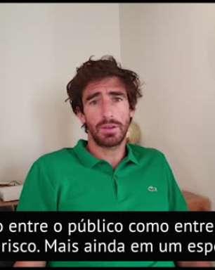 """ATP: Cuevas: """"Suspender o ATP foi uma medida muito inteligente"""""""