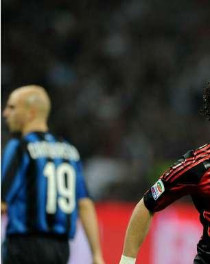 """Ronaldo Fenômeno ajudou Pato na escolha pelo Milan: """"queria jogar com meu ídolo"""""""