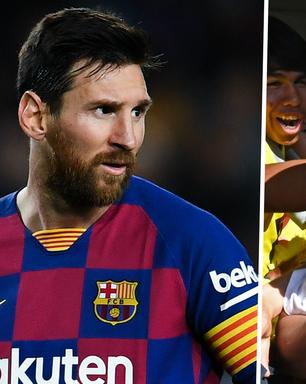 """Messi não """"tirou"""" Ronaldinho da prisão no Paraguai - mas de onde surgiu o boato?"""